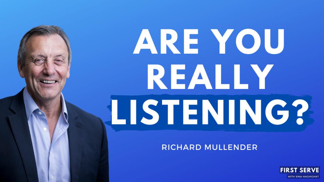 Listen Like a Hostage Negotiator with Richard Mullender