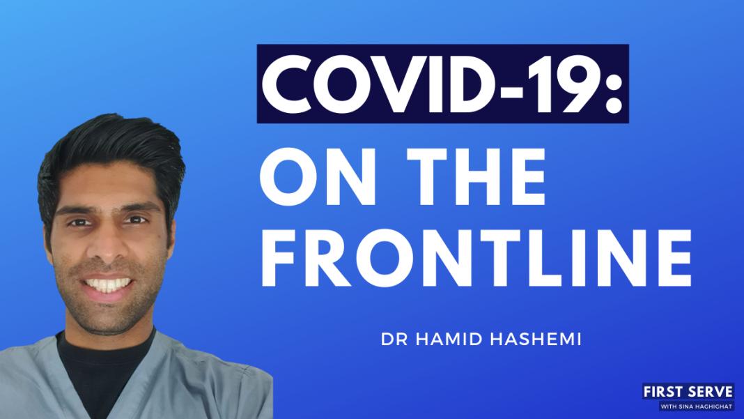 First Serve - Dr Hamid Hashemi